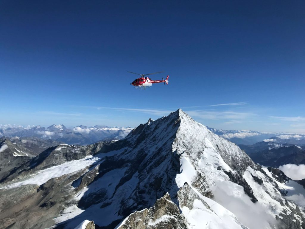 Weisshorn-helico