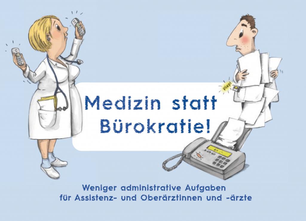 medizin-burokratie