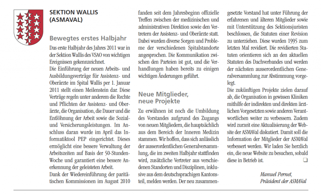 oktober-2011 VSAO Journal